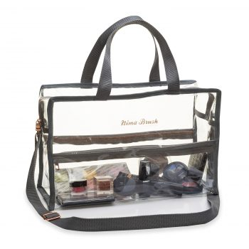 makeup brushes carry bag tote bag bio