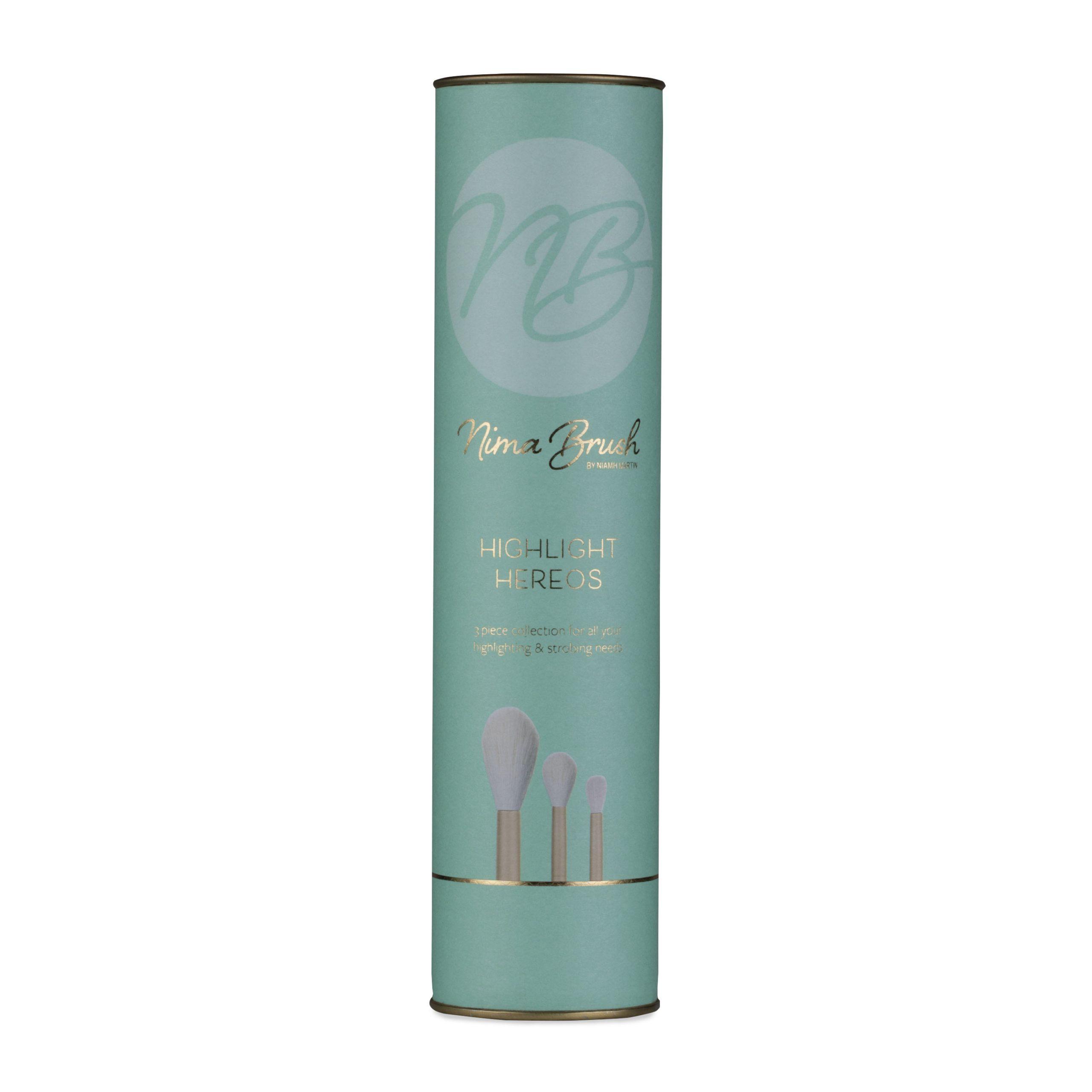 makeup highlighting highlighter brush set