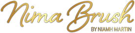 Nima Brush Makeup Brushes Logo